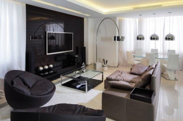 Дизайн интерьера квартиры в Москве 2