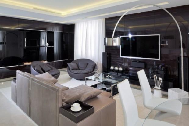 Дизайн интерьера квартиры в Москве 3