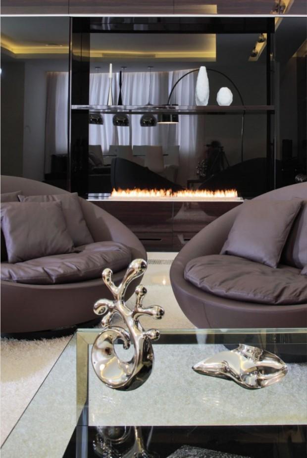 Дизайн интерьера квартиры в Москве 4