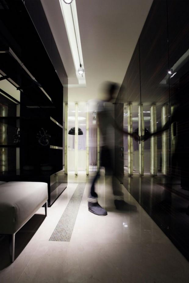 Дизайн интерьера квартиры в Москве 5