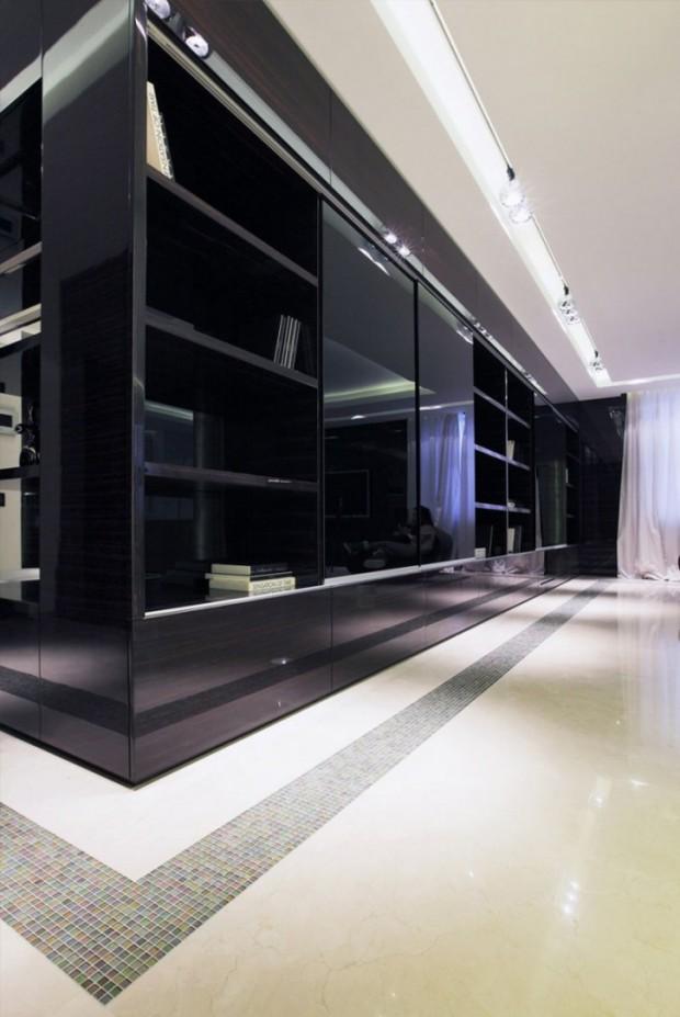Дизайн интерьера квартиры в Москве 6