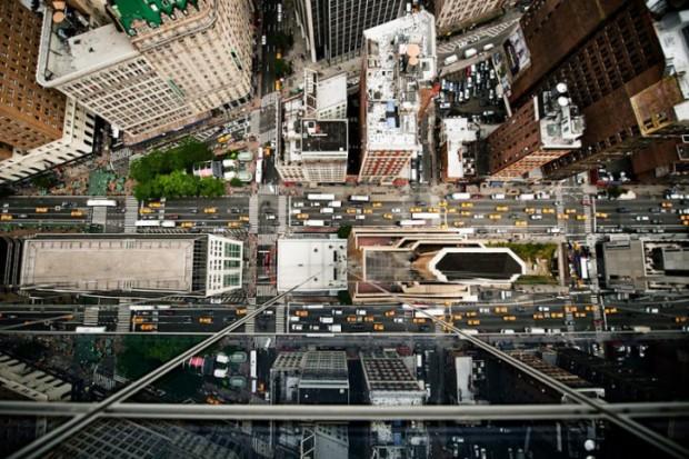 Взгляд сверху от Нэвида Барати