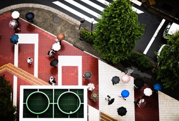 Взгляд сверху от Нэвида Барати 3