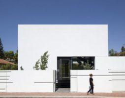 Архитектура дома в Тель-Авиве