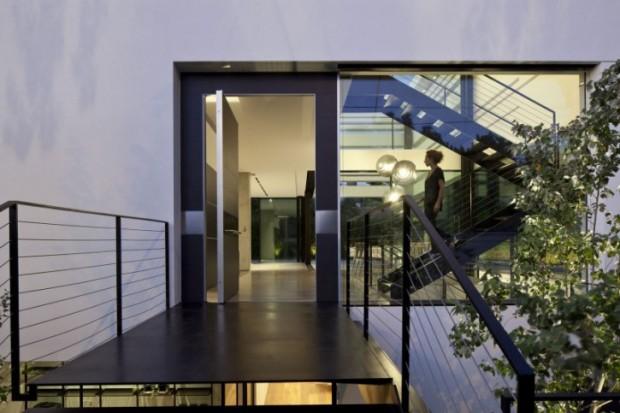 Архитектура дома в Тель-Авиве 10