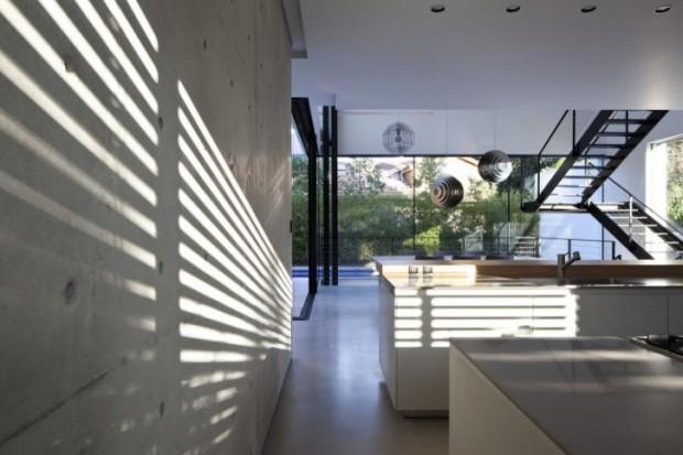 Архитектура дома в Тель-Авиве 11