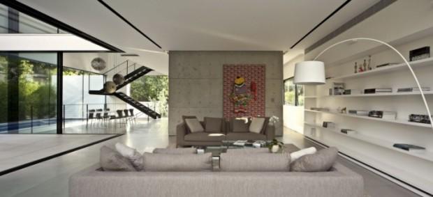 Архитектура дома в Тель-Авиве 12