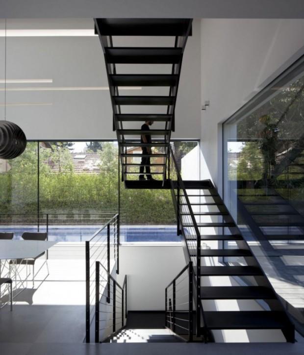 Архитектура дома в Тель-Авиве 13