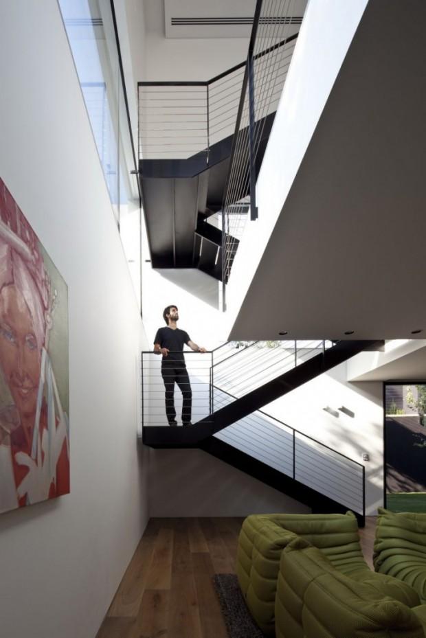 Архитектура дома в Тель-Авиве 15