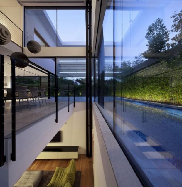 Архитектура дома в Тель-Авиве 16