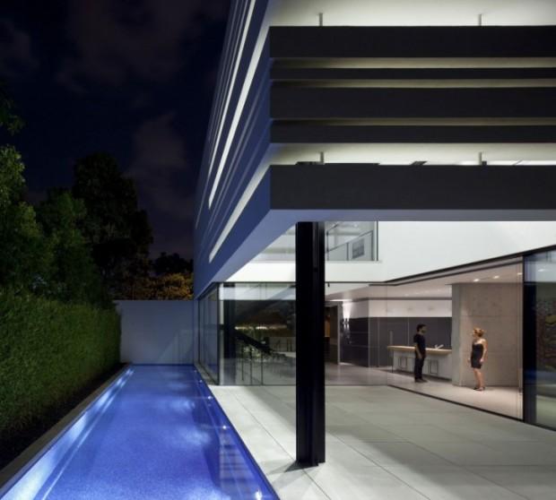 Архитектура дома в Тель-Авиве 17