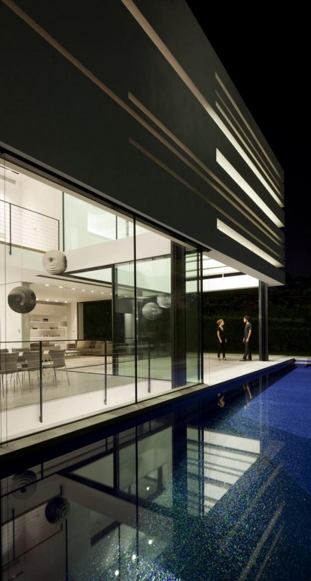 Архитектура дома в Тель-Авиве 18