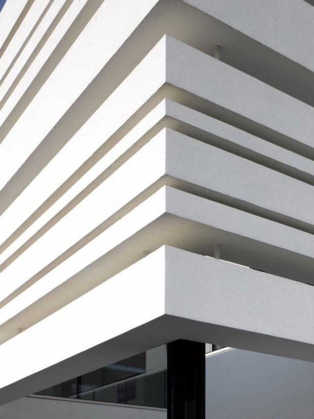 Архитектура дома в Тель-Авиве 3
