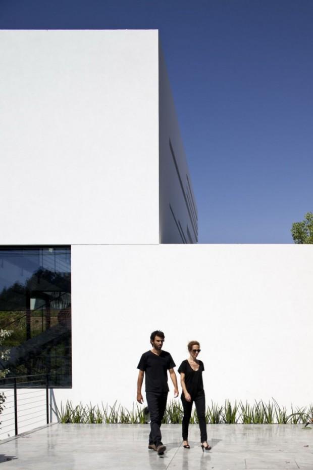 Архитектура дома в Тель-Авиве 4