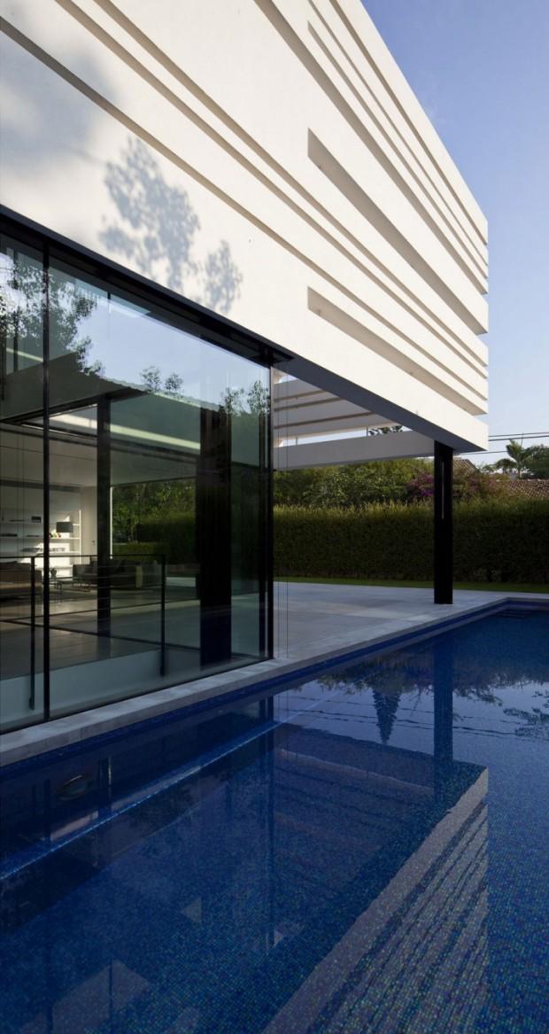 Архитектура дома в Тель-Авиве 5