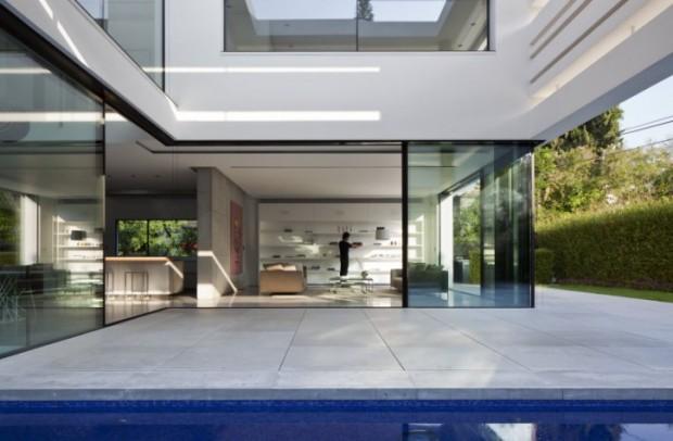 Архитектура дома в Тель-Авиве 6
