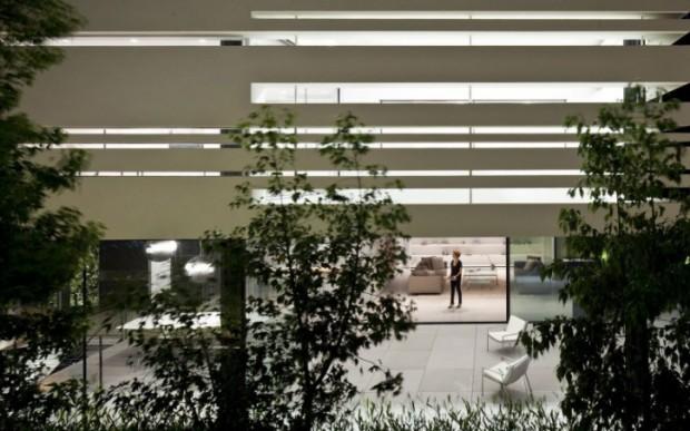 Архитектура дома в Тель-Авиве 7