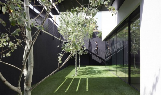Архитектура дома в Тель-Авиве 8