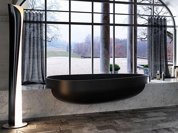 Минималистичная ванная комната 3