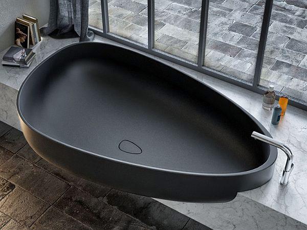 Минималистичная ванная комната 2