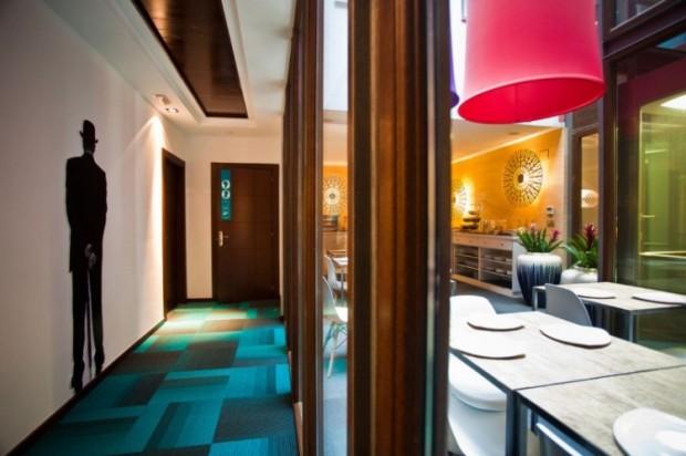 Испанский отель 6