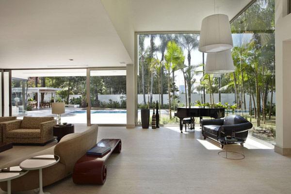 Резиденция в Бразилии 9