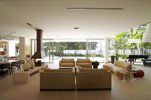Резиденция в Бразилии 11