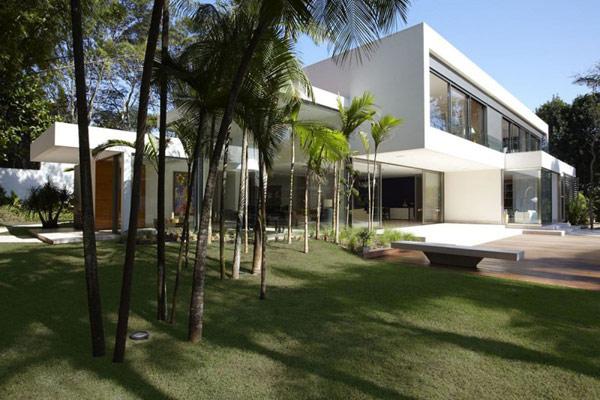 Резиденция в Бразилии 2