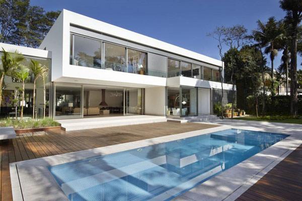 Резиденция в Бразилии 3