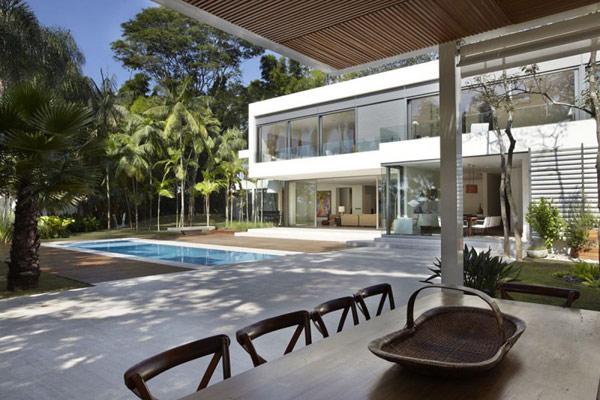 Резиденция в Бразилии 4