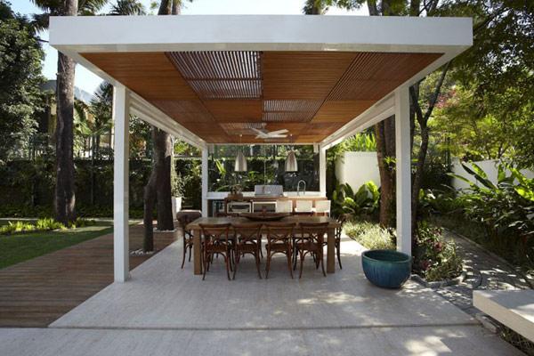 Резиденция в Бразилии 7