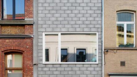 Изобретательные решения бельгийских архитекторов