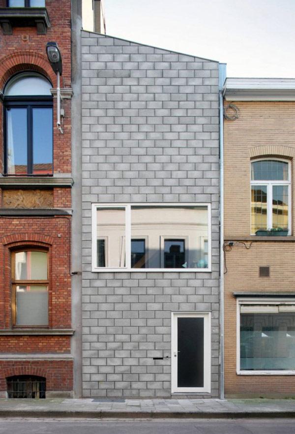 Изобретательные решения бельгийских архитекторов 1