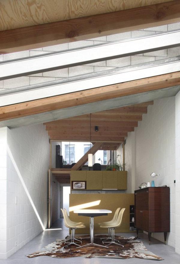 Изобретательные решения бельгийских архитекторов 10