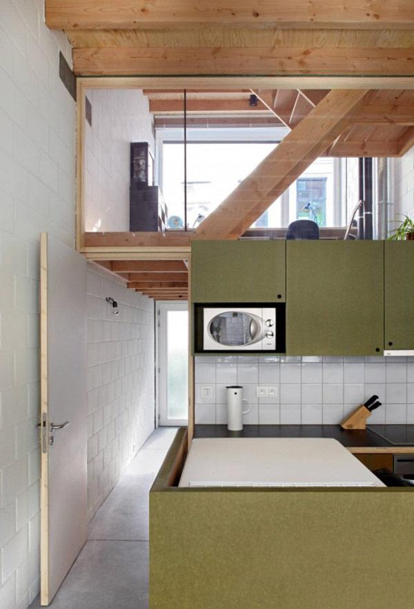 Изобретательные решения бельгийских архитекторов 12