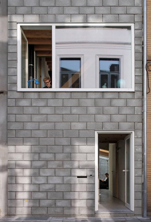 Изобретательные решения бельгийских архитекторов 2