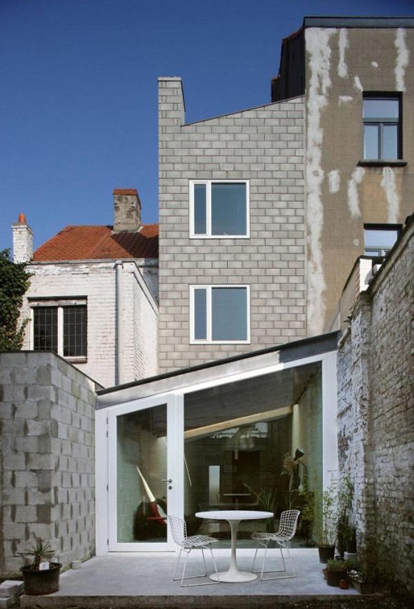 Изобретательные решения бельгийских архитекторов 3