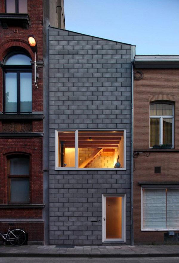 Изобретательные решения бельгийских архитекторов 4