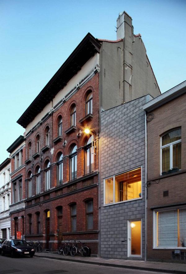 Изобретательные решения бельгийских архитекторов 5