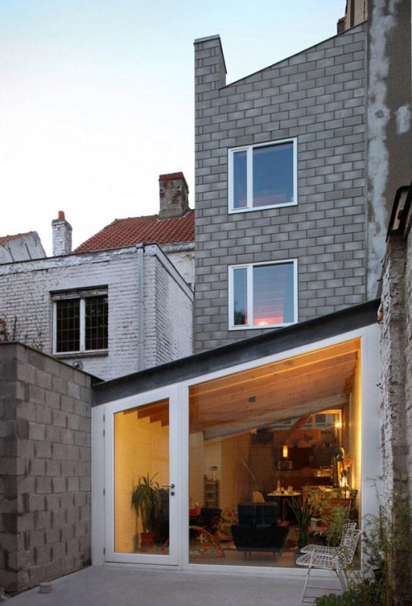 Изобретательные решения бельгийских архитекторов 6