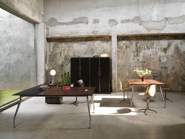 На фото: дизайн кабинета в квартире