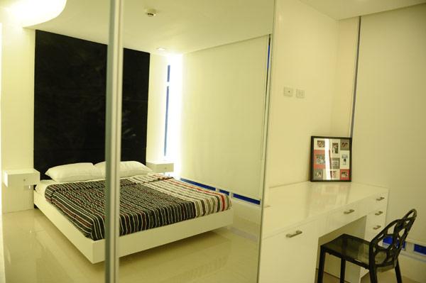 Минимализм в небольшой квартире 4