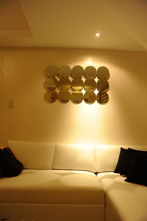 Минимализм в небольшой квартире 7