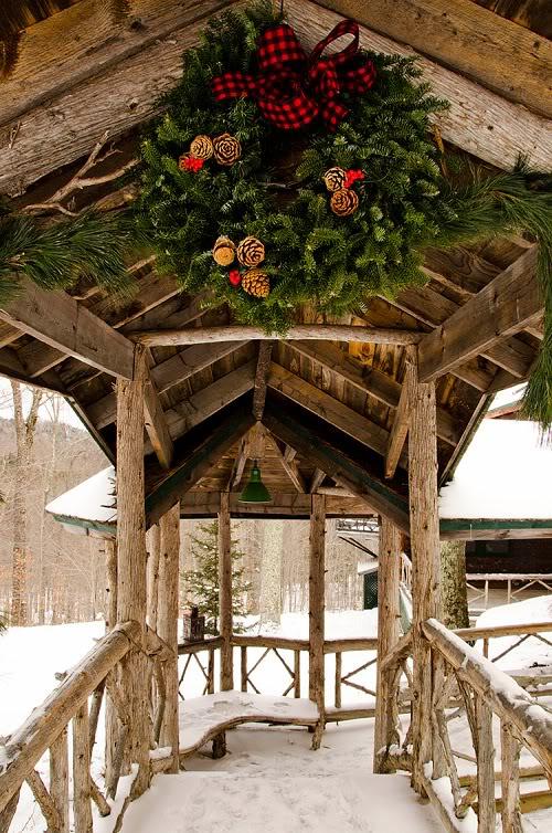 Дом Аманды Брукс перед Рождеством 15