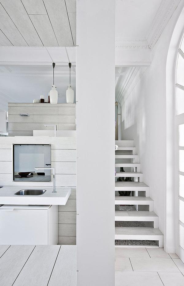 Светлая квартира в Мадриде 11