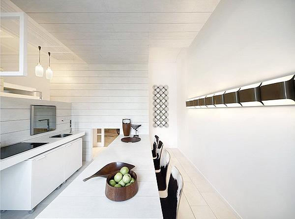 Светлая квартира в Мадриде 12