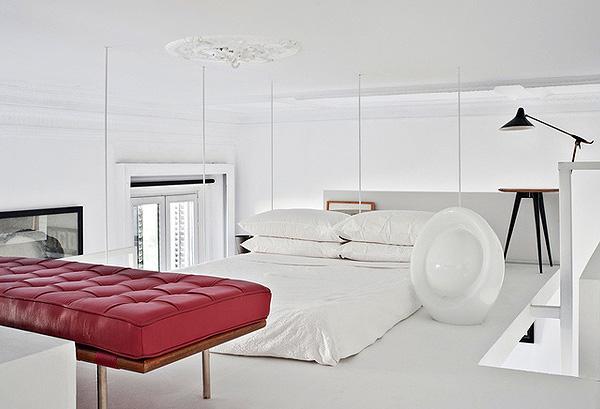 Светлая квартира в Мадриде 15