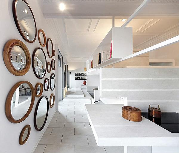Светлая квартира в Мадриде 5
