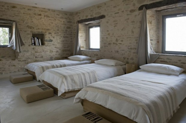 Оливковый дом в Италии 8