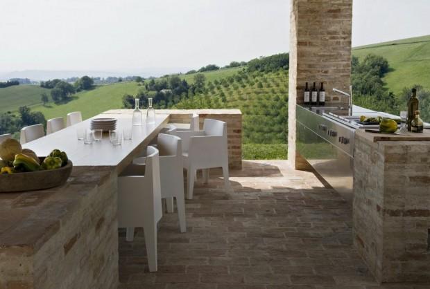 Оливковый дом в Италии 9